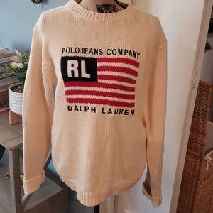 Ralph Lauren oversized sweater